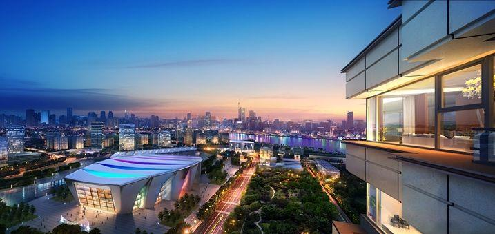 , Stunning Shanghai Real Estate You Can't Even Afford to Look at