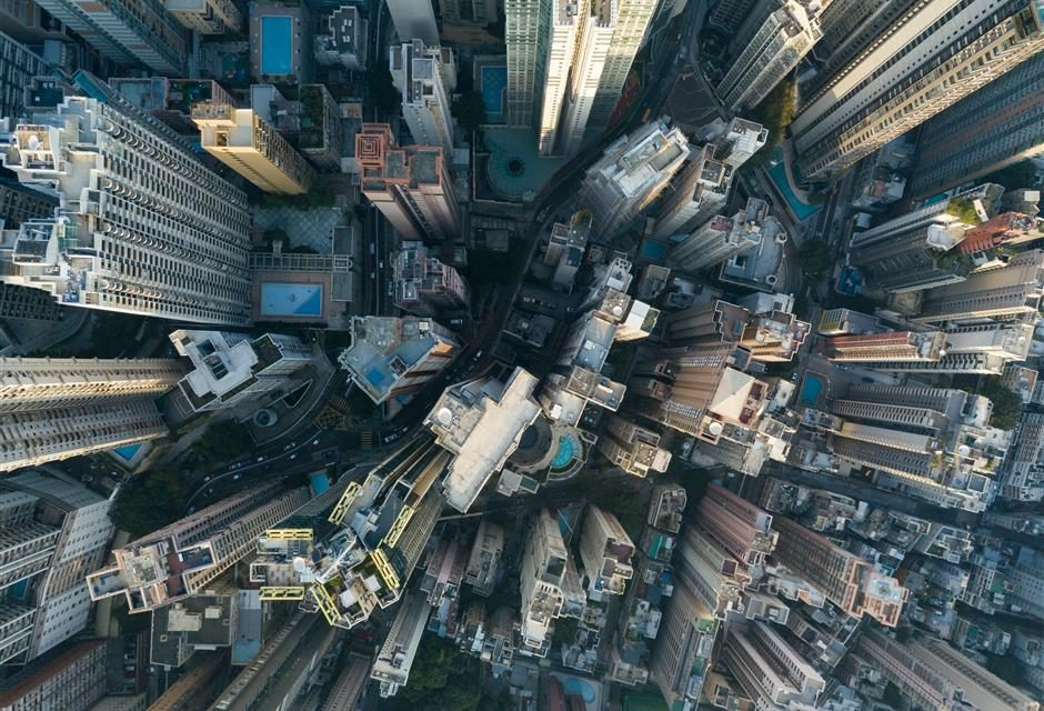 , Cities need to grow up – not out – to survive, researchers warn