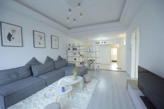 , shanghai apartment-half map